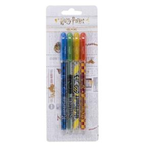 Blue Sky Studios Harry Potter Gel Pen Set 4 Στυλό