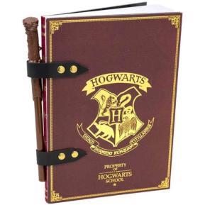 Blue Sky Studios Harry Potter Σημειωματάριο Με Ραβδί - Μολύβι SLHP032