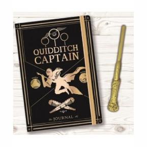 Blue Sky Studios Harry Potter Notebook & Pen Set