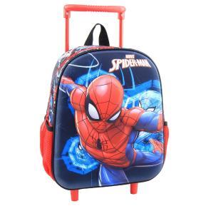 Τσάντα Τρόλεϋ Νηπίου Jacob Spiderman SM611023