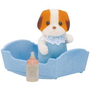 Sylvanian Families: Μωρό Σκυλάκι Chiffon (5070)