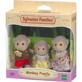 Sylvanian Families: Οικογένεια Monkey (5214)