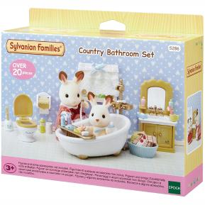 Sylvanian Families: Country Bathroom Set (5286)