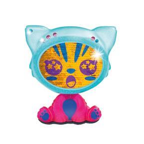 Giochi Preziosi The Zequins Animal 10cm Glitzy S3 Γαλάζιο-Ροζ Φωσφοριζέ