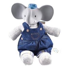 Tikiri Alvin the Elephant Plush Toy (78102.1)
