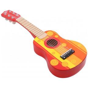 Tooky Toy Ξύλινη Κιθάρα