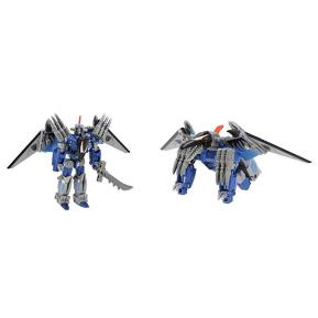 Dinosaur changable robot μπλε - γκρι (30876Z)