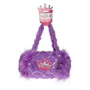 My Fairy Princess Handbag Μωβ (31663Z)