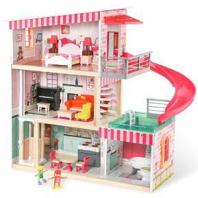 Top Bright Dream Doll House 120426