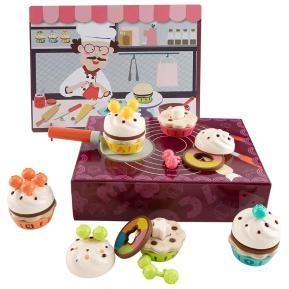 Top Bright 123 Ξύλινο - Πλαστικό Fruit Cake Box 120449