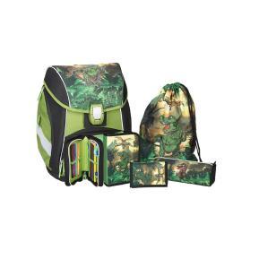 Τσάντα Δημοτικού Spirit Dinosaurs Σετ 5 τεμαχίων TTS405797