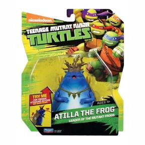 Giochi Preziosi Φιγούρα Turtles Atila the Frog 13cm (TUA82000)