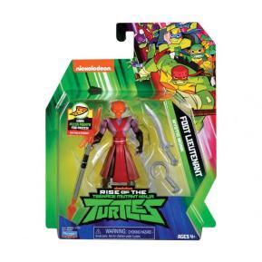 Giochi Preziosi Rise Of The Teenage Mutant Ninja Turtles Φιγούρα 10εκ Foot Lieutenant