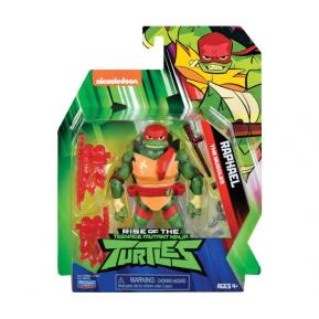 Giochi Preziosi Rise Of The Teenage Mutant Ninja Turtle Φιγούρα 10εκ Raphael (TUAB0A11)