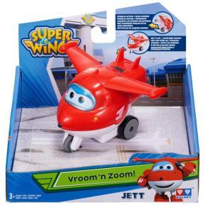 Super Wings Βασική Φιγούρα Jett (UPW03000)