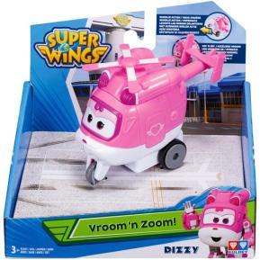 Super Wings Βασική Φιγούρα Dizzy (UPW03000)