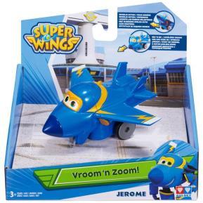 Super Wings Βασική Φιγούρα Jerome (UPW03000)