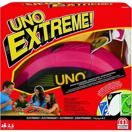 Mattel UNO Extreme (V9364)-0