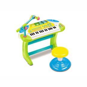 Weina- Πιάνο Με Κονσόλα Και Σκαμπό
