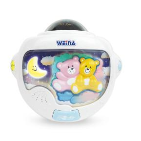 Weina - Teddy Twins Night Light