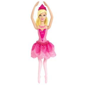 Mattel Barbie Μίνι Μπαλαρίνα 10cm