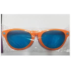 Αποκριάτικα Γυαλιά Γίγας Πορτοκαλί