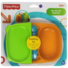 Fisher Price Σετ Ταξιδίου Ταπεράκι