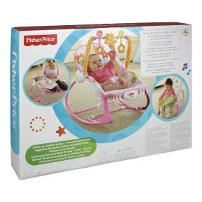 Infant To Toddler Ριλάξ/Κούνια Ροζ